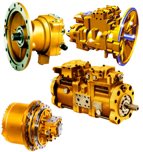 foto Pompe hidraulice